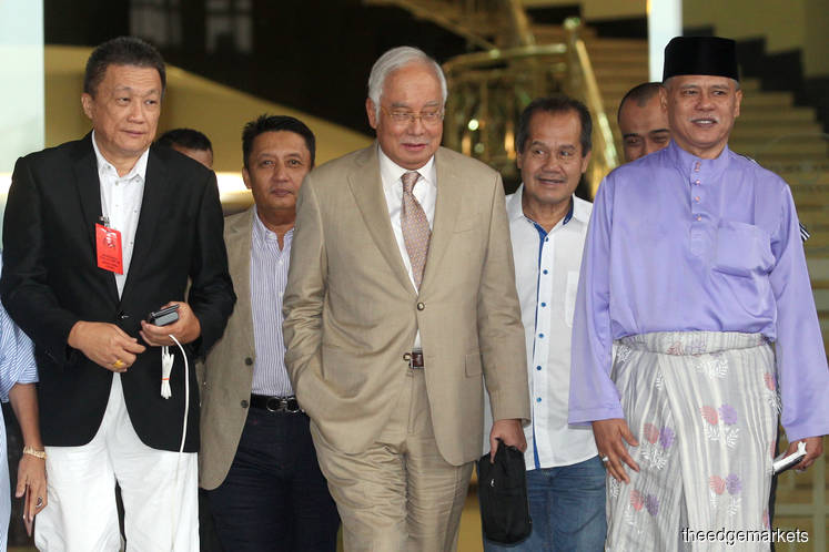 Prosecution to call 40 more witnesses in Najib's SRC trial