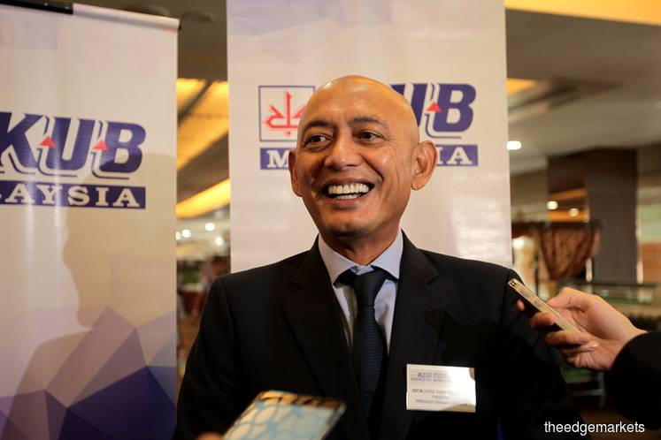 KUB Malaysia aims to return to the black in FY19