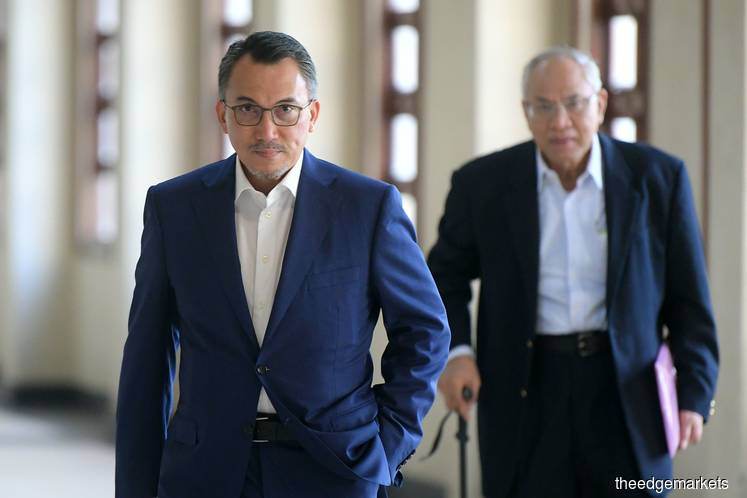 Ismee: Najib in control of SRC after memorandum and articles of association changed