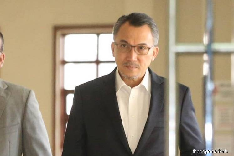 Day 26 of Najib's SRC trial: Ex-SRC chairman Ismee may conclude testimony today