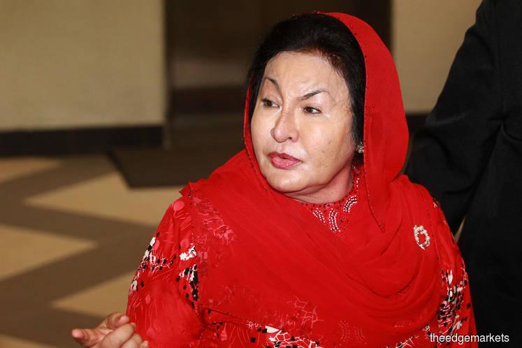 Rosmah may testify against husband Najib in former 1MDB unit trial