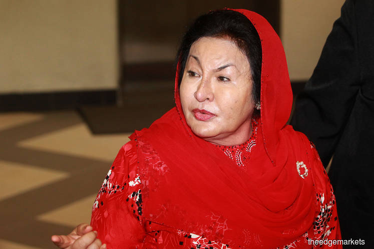 Lebanese jeweller pays security deposit for trial against Rosmah to proceed