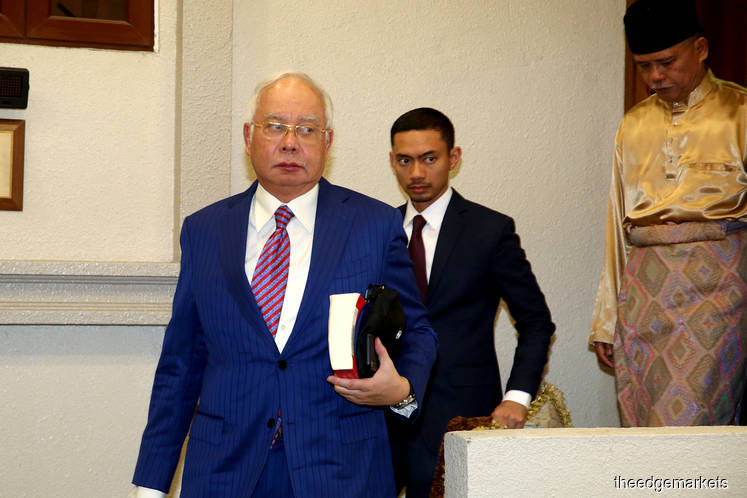 Najib's RM27m SRC money laundering case: Prosecution to call fewer than 30 witnesses