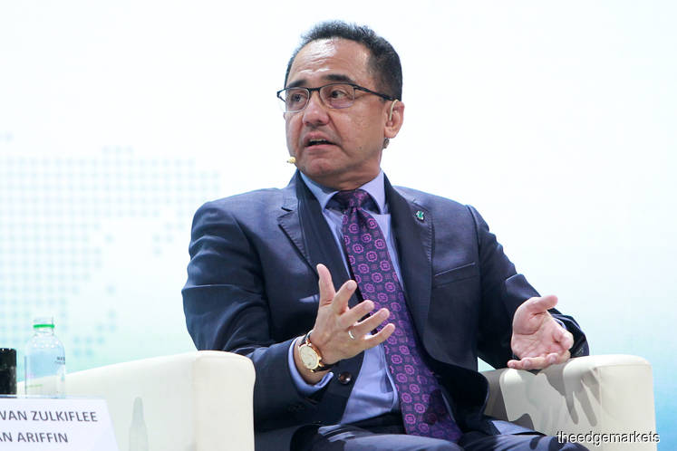 Petronas president says O&G firms not investing enough in long-term projects