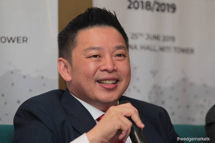 MITI hopes Chinese investments to soar next year via special channel — Darell