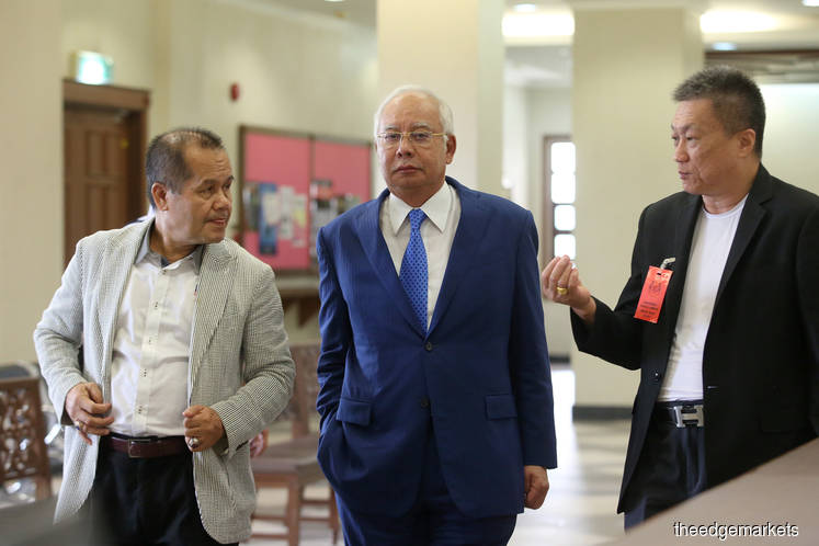 High Court refuses to give Najib day off to attend Parliament