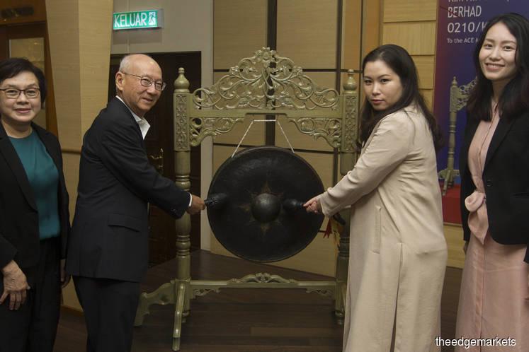 Mothercare retailer Kim Hin Joo debuts on ACE Market at 4 sen discount