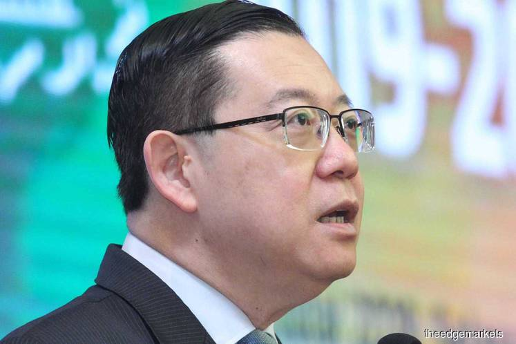 Putrajaya incurred added RM58b debt to address existing commitments, says Guan Eng
