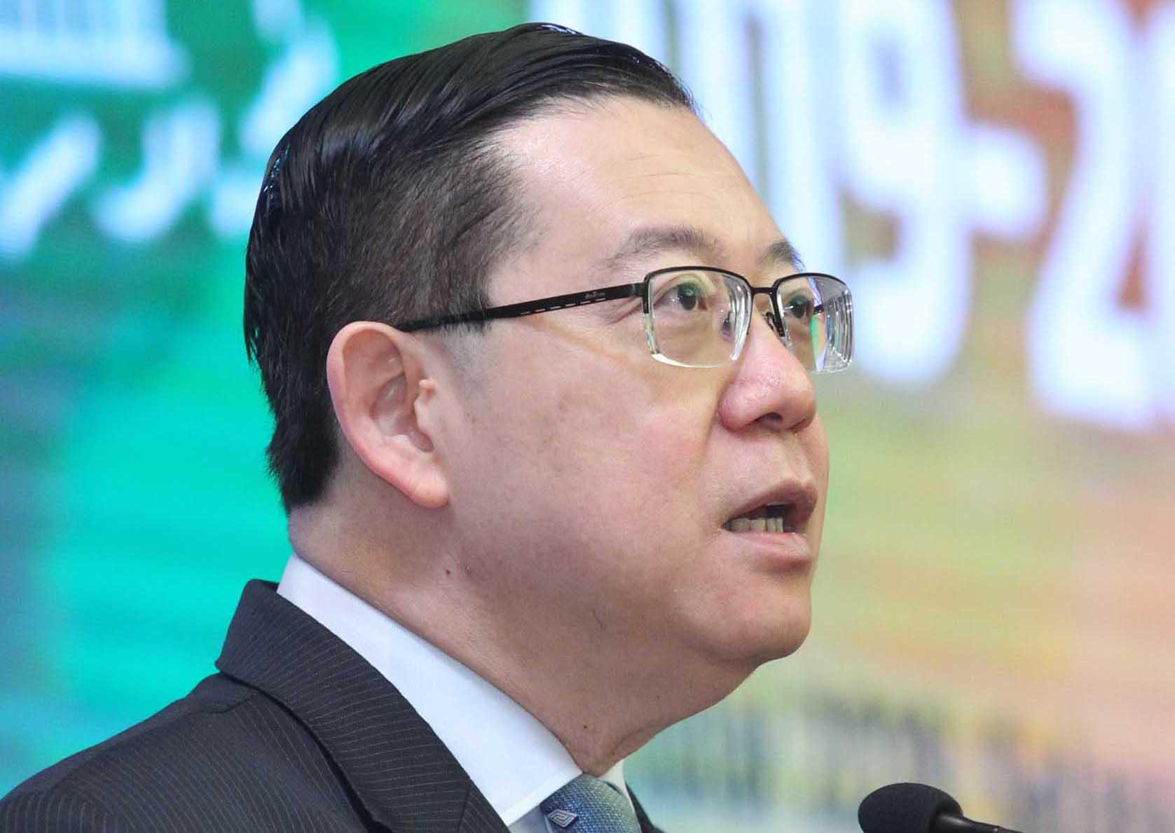 林冠英:政府增加580亿债务 以履行现有承诺