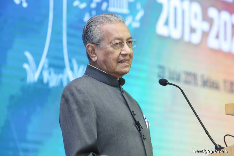 Three more years at the most as PM — Dr Mahathir