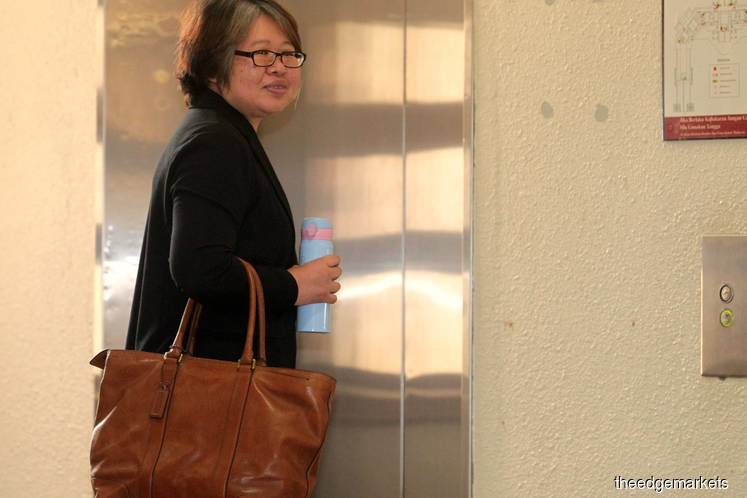Najib-SRC trial: YR1M ex-CEO says she offered to resign after news revealed RM42m transferred to Najib's accounts