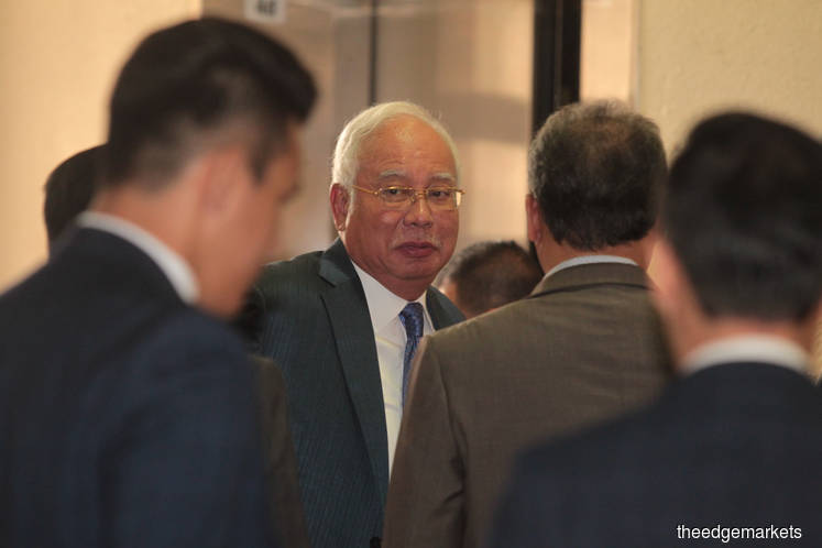 Najib used SRC funds to pay credit card bills which include RM3.3m shopping spree at Italian jeweller