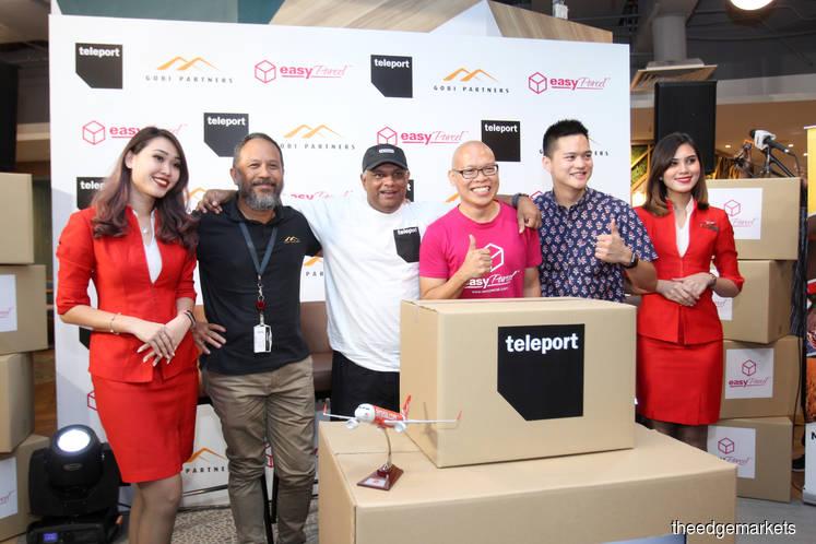AirAsia's Teleport, Gobi invest US$10.6m in EasyParcel