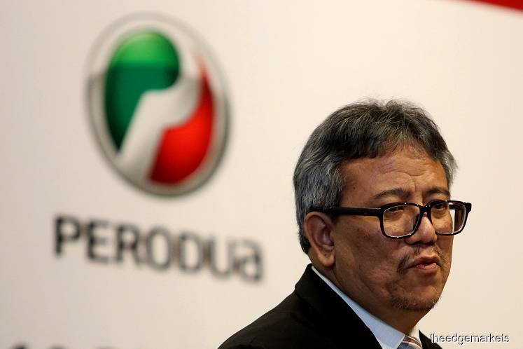 NAP 2020 consistent with policies to advance automotive ecosystem to next level — Perodua CEO