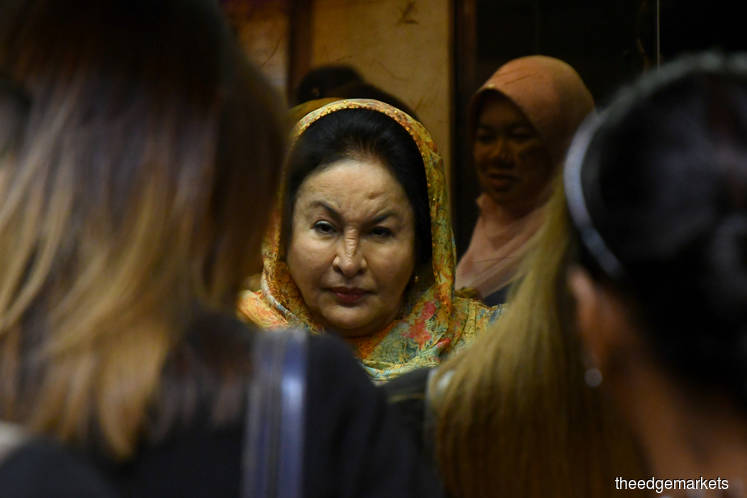 Rosmah seeks RM500,000 security costs from Lebanese jeweller