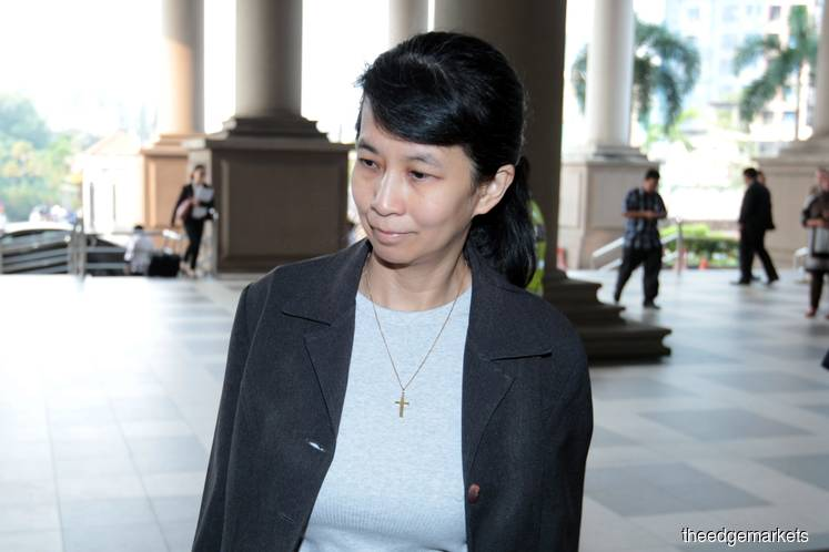 Ex-AmBank manager Joanna Yu allowed to defer filing her defence in Najib's suit