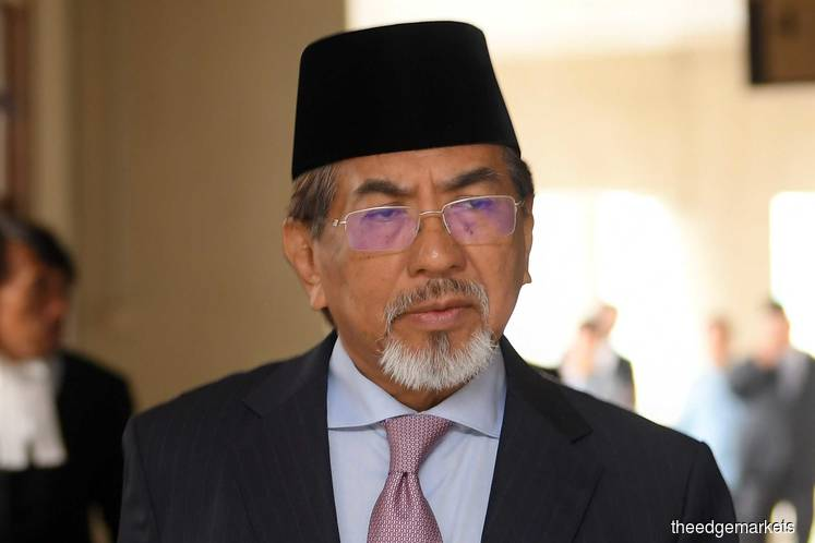 Musa Aman to head to London for medical treatment on Aug 7 after getting passport back