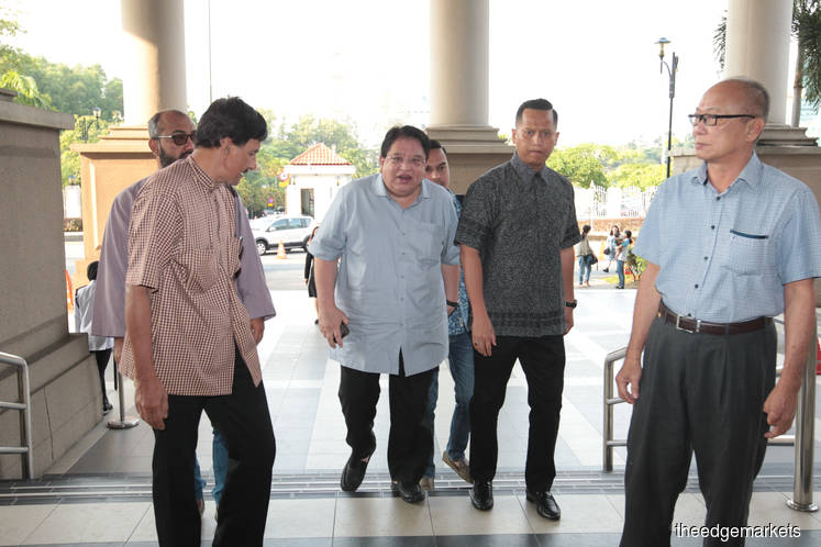 High Court reserves judgment as Ku Nan's political donation trial concludes