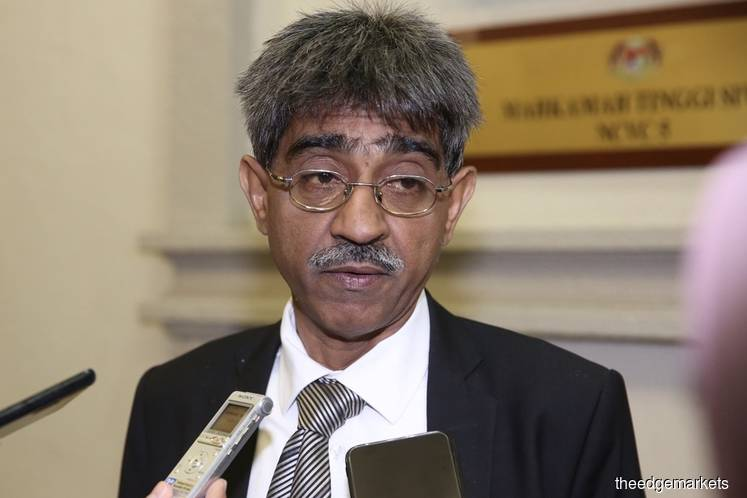 Lawyer Haniff Khatri Abdulla: Release of audio recordings against 'rule of law'