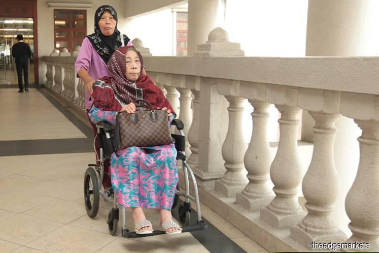 Jamaludin Jarjis' mother denies she was shown certificate on son's assets
