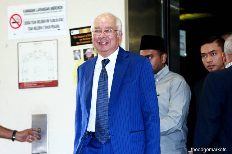 Prosecution in Najib's SRC trial wraps up case, decision expected on Nov 11