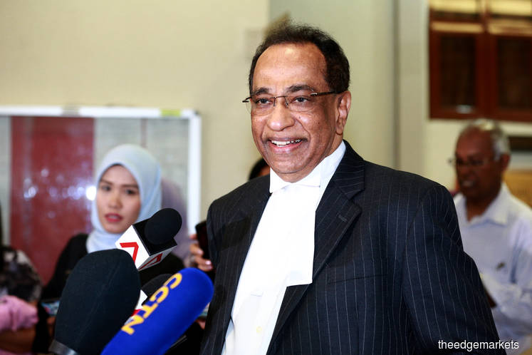 SRC Trial Day 66: Sithambaram to take over cross-examination of Najib