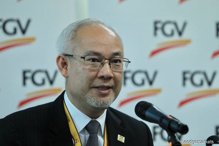 No report yet on FGV's subsidiaries involvement in open burning — CEO