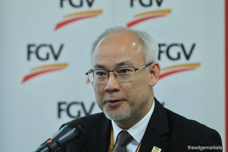 FGV in talks with partners in China to export 700,000 tonnes of sugar