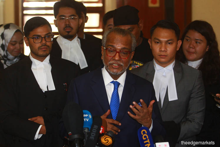 Alter ego, fake donation letter? Prove it, Shafee tells prosecution in 1MDB-Tanore case