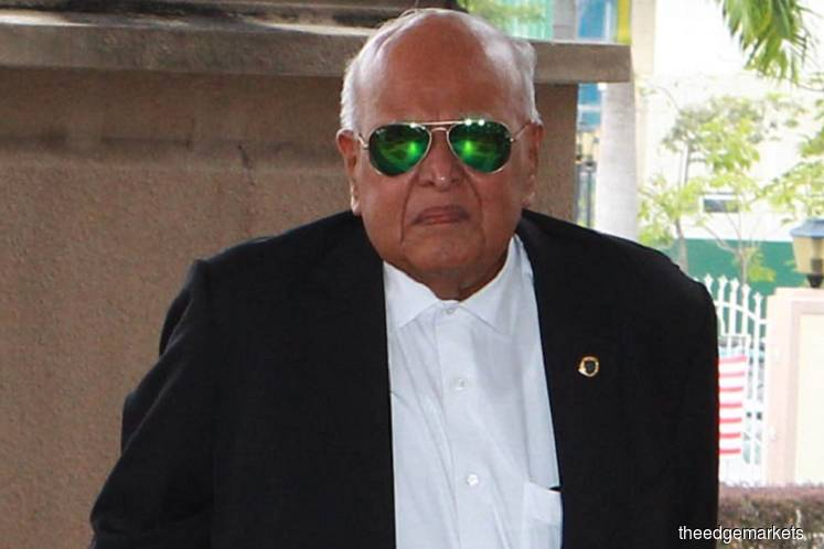 Sri Ram's opening statement at Najib's 1MDB-Tanore trial