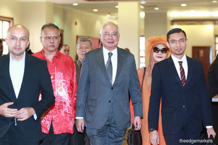 Najib has made 'unprecedented' contributions to Chinese education, court told