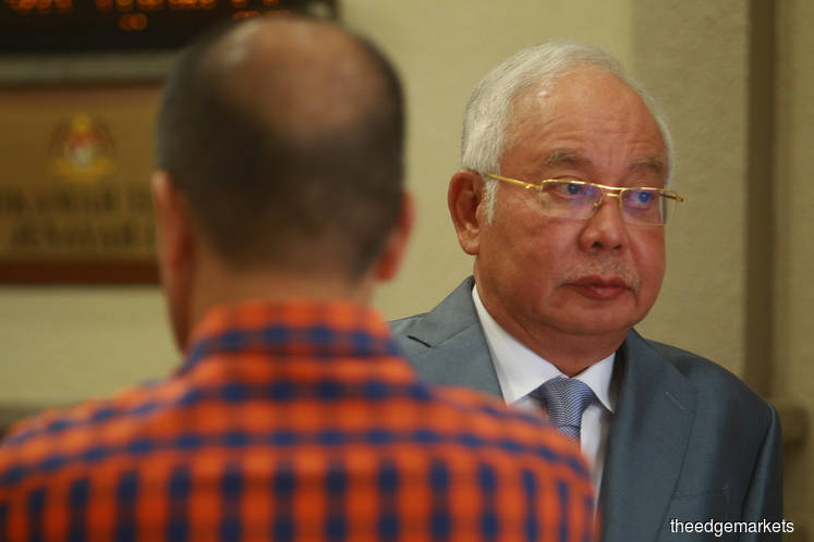 Najib asked aide, Jho Low to cut rail and pipeline deals with China to bail out 1MDB, SRC