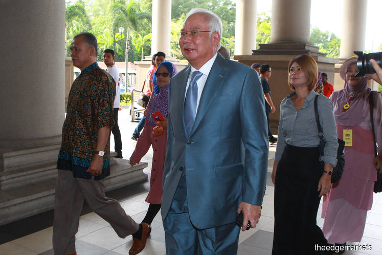 No one in PMO dare to ask Najib about his source of funds — witness