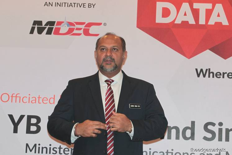 Govt looking to implement data and AI policy — Gobind