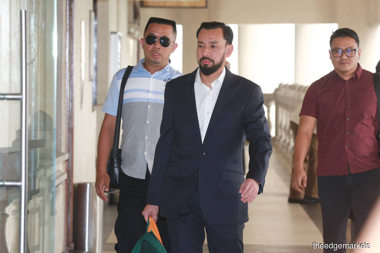 1MDB-Tanore trial: Jho Low gave money to Amhari during govt trips abroad with Najib