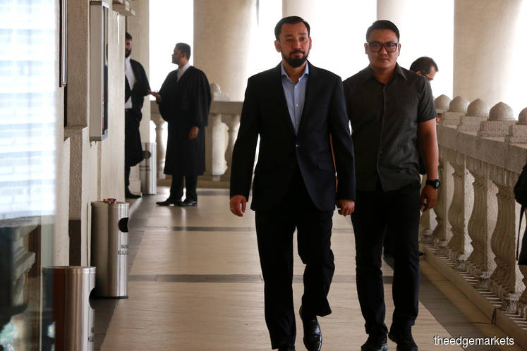 1MDB-Tanore trial: Amhari involved in embezzlement of 1MDB money, defence claims