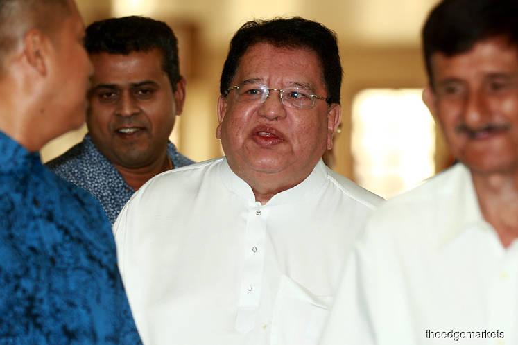 High Court orders Ku Nan's RM1m graft trial to proceed