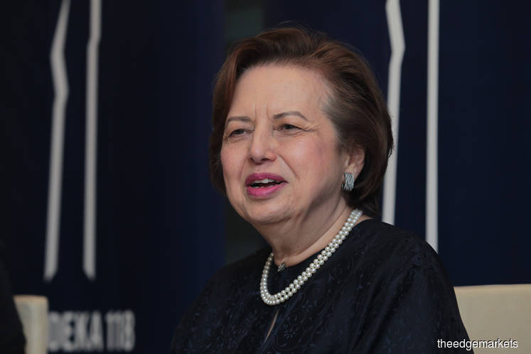 Zeti denies she unilaterally appointed PNB's new group CEO