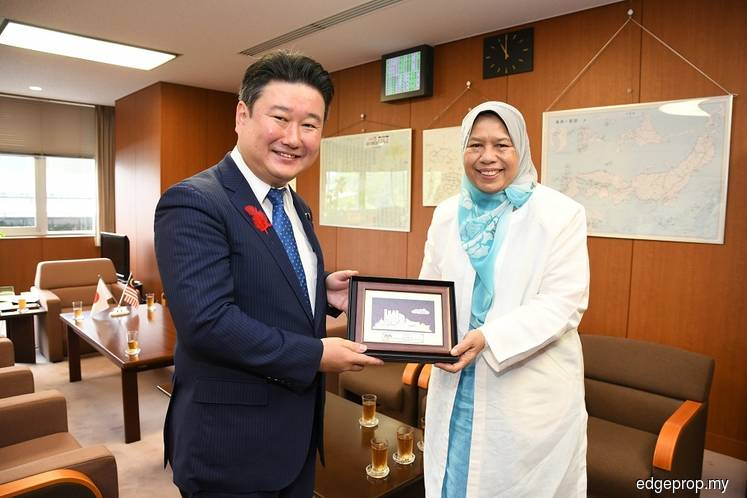 Zuraida: Public housing could include smart, wellness and sustainable features