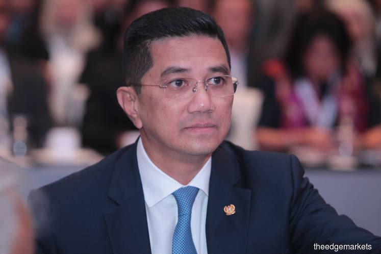 Khazanah has shortlisted 4 strategic investors for Malaysia Airlines — Azmin Ali
