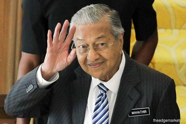 Heard about it but don't know what they talked about — Dr Mahathir