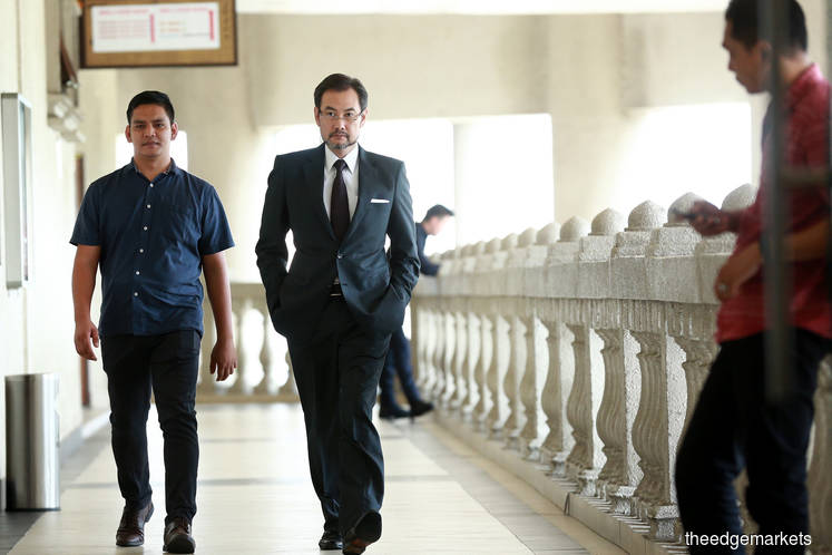 1MDB-Tanore trial: Shahrol another recipient of Jho Low's BlackBerry
