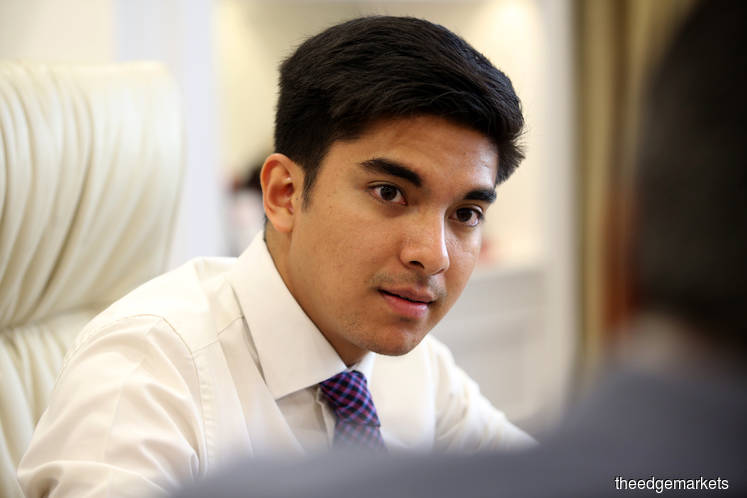 Syed Saddiq stable after appendicitis surgery