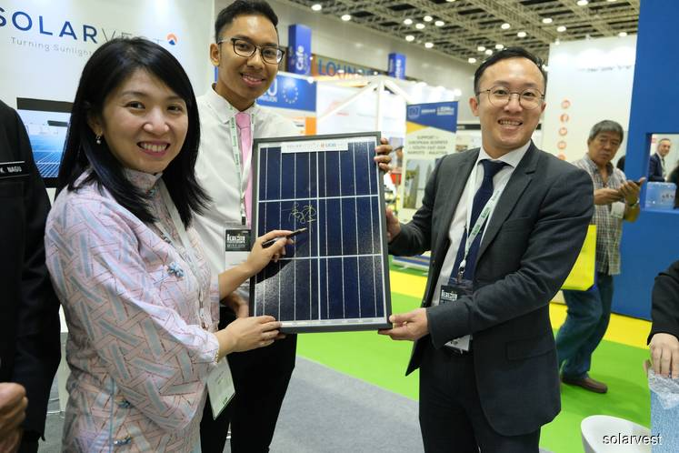 Solarvest collaborates with UOB to promote solar energy