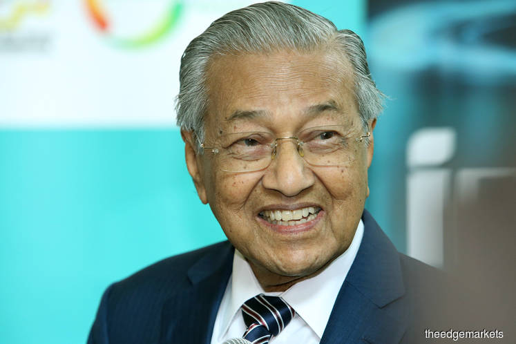 Malaysia considering selling stakes in Petronas to Sabah, Sarawak — Dr Mahathir