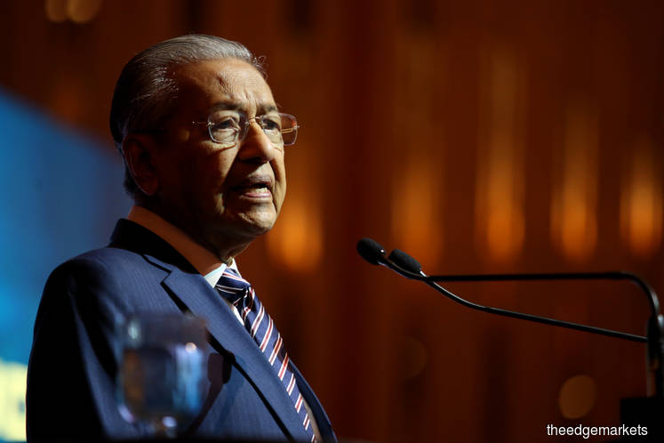 Dr Mahathir in good health, just a slight nose bleed — PMO