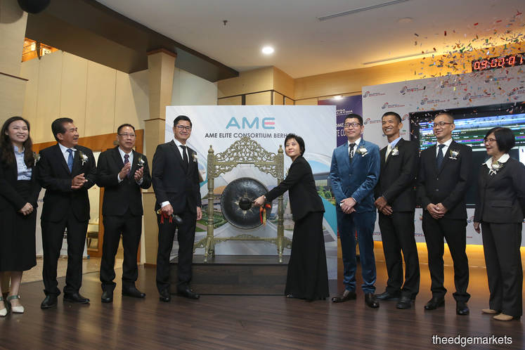 Newly-listed AME Elite aims for double-digit growth in FY21