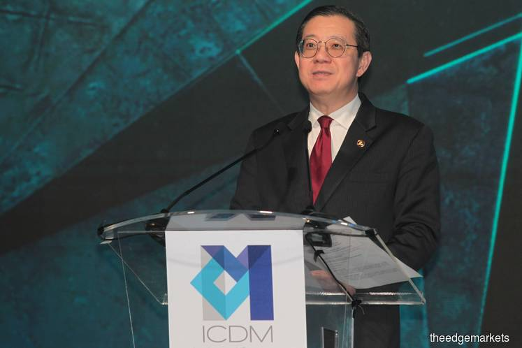 Guan Eng: Malaysia fiscal deficit to average 2.8%/GDP in near term