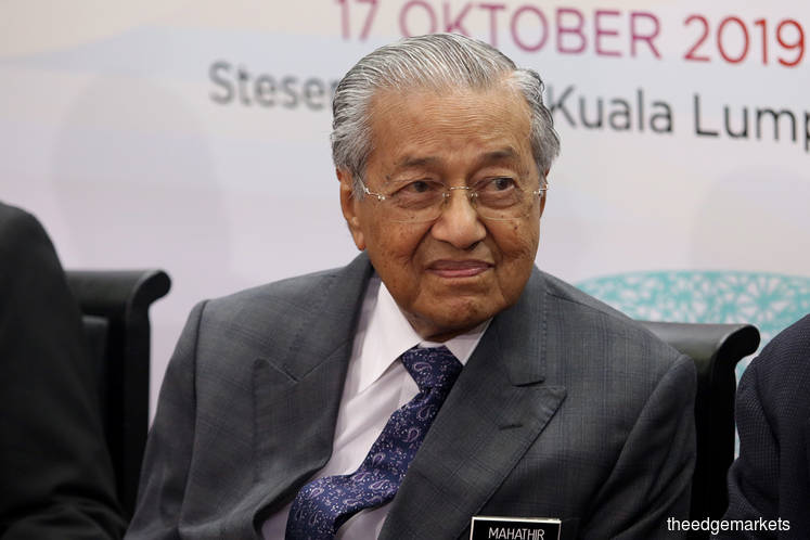 Don't like me? Say it openly, Dr M tells 'missing' MPs