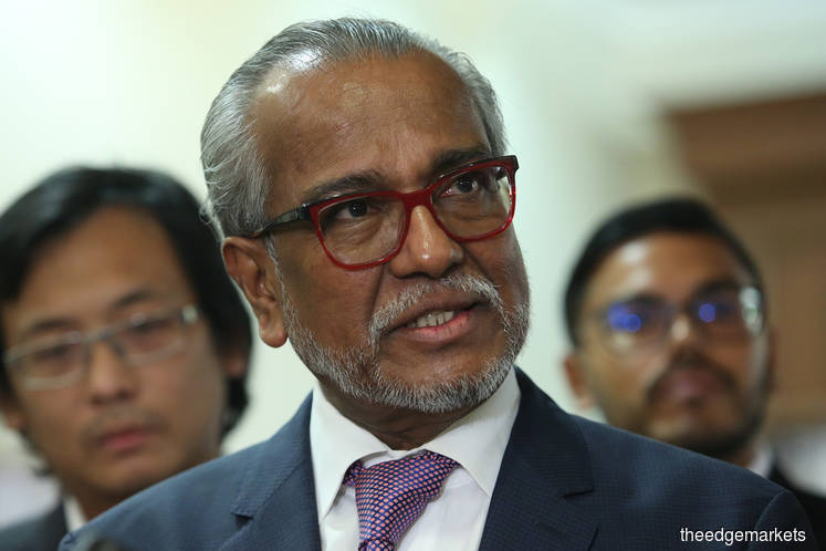 Shafee: Najib didn't file police report on RM42m deposit to avoid interfering with probe